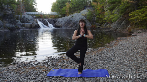 YOGA with Cia! Nature Series